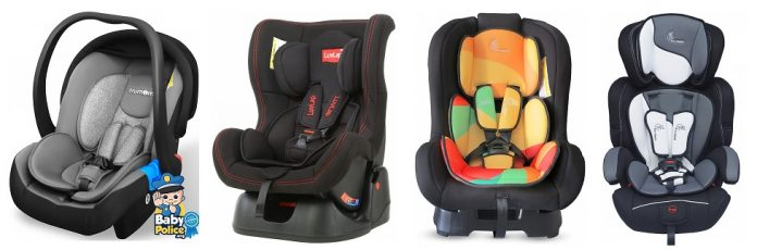 Baby car seats – for safe travel